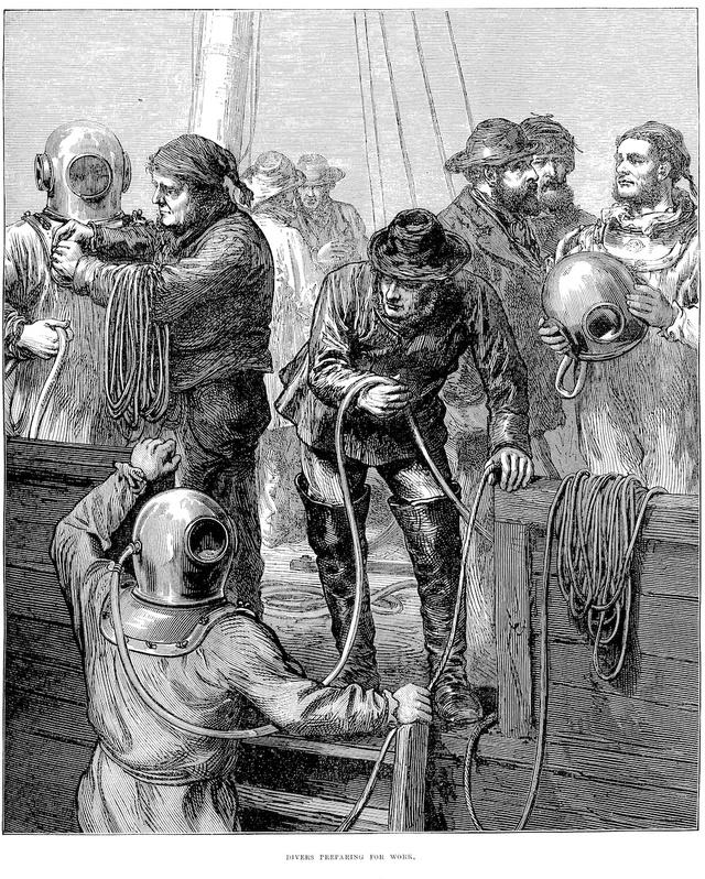 Una prenda impermeable se añadió en 1837.