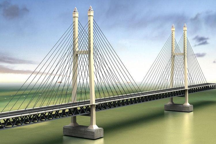 Puente de suspensión