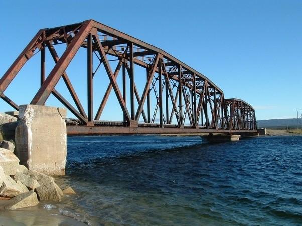 Puente de armadura